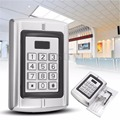 Sebury Metal Rfid Access Control Keypad With 1000 Users for door lock access control