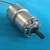 Reversible DC gear motor drive built in PWM speed control GMP22 TEC2419 12/24V BLDC gearbox with hall sensor planetary gearbox