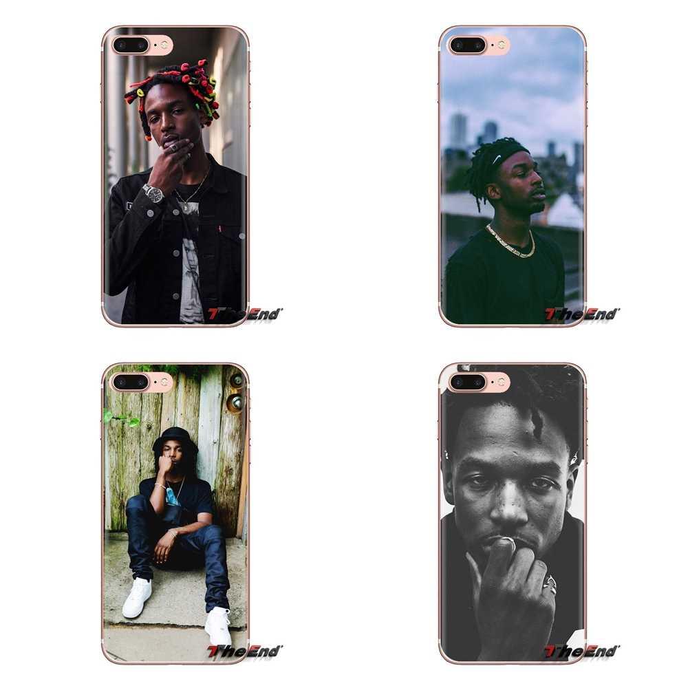 Para Samsung Galaxy A3 A5 A7 A9 A8 estrella A6 Plus 2018, 2015, 2016, 2017 Jazz Cartier Rap Hip Hop cubiertas de carcasa suave transparente de arte