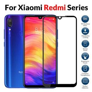 Защитное стекло для Xiaomi Redmi Note 7 Чехол 3D закаленное стекло для Xiomi Xaomi ksiomi Red mi Note 6 Pro 5 Plus Note7 защита