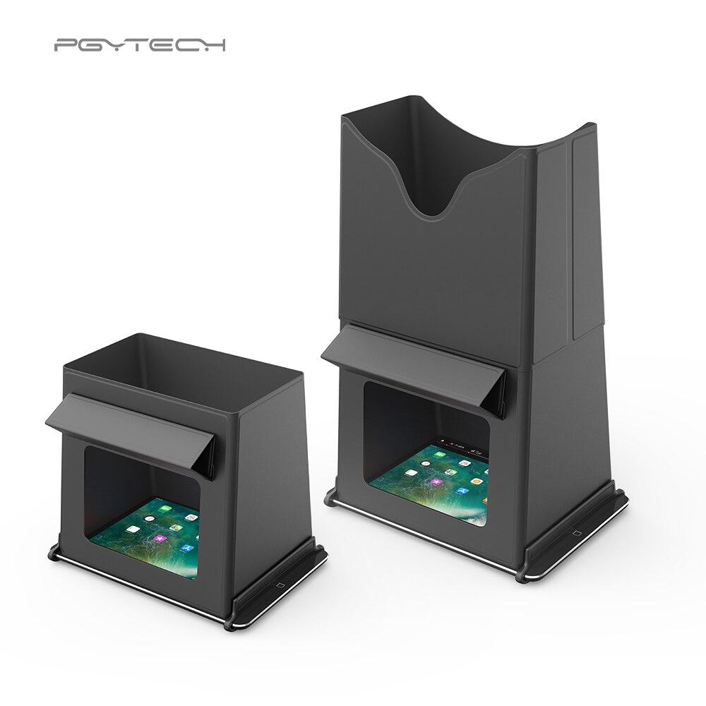 For Mavic Air PGYTECH 7.9 / 9.7 Inch Pad Remote Control Sun Hood for Tablets Monitor Hood For DJI Mavic AIR /PRO Spark Phantom