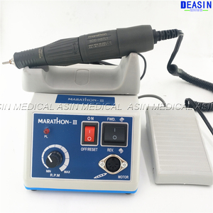 Image 2 - Dental Lab MARATHON Micromotor Machine N3 + 35K RPM SDE H37L1 Polijsten Handstuk Saeyang