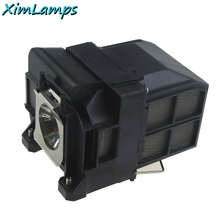 Projector Bulb ELPLP75 V13H010L75 lamp for Epson EB-1940W EB-1945W EB-1950 EB-1955 EB-1960 EB-1965 Projector with housing