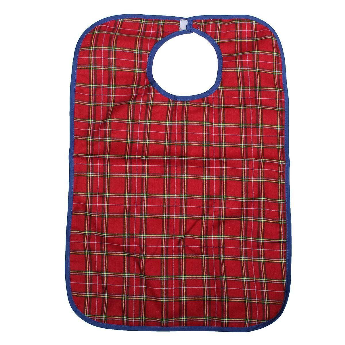 Большие непромокаемые нагрудники для взрослых, одежда для инвалидов, кухонный фартук, вечерние защитный фартук