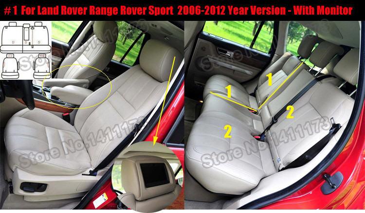 295 Decorative Car Seat Cushion 2