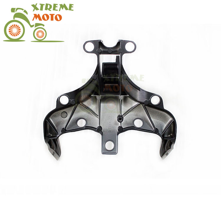 Aluminum Black Motorcycle Front Upper Fairing Bracket Stay Racer Light For YAMAHA R1 2009-2014 09 10 11 12 13 14 jp 25 2 фигурка зодиак водолей pavone 919340