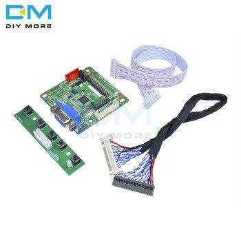 "MT6820-B placa controladora Universal LVDS LCD Montor 5V 10 ""-42"" Laptor piezas de ordenador DIY Kit módulo"