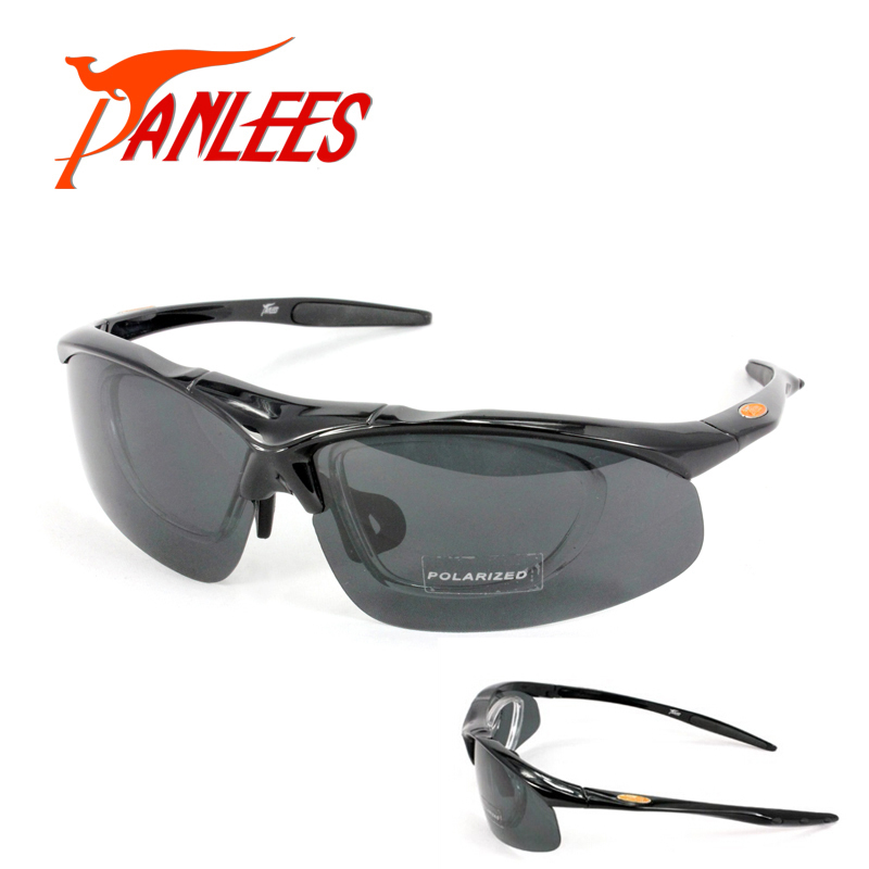 Brand Warranty! 5 Lens Polarized Prescription Sunglasses Polarized Sun Glasses Sport Sunglasses with RX-able Free Shipping