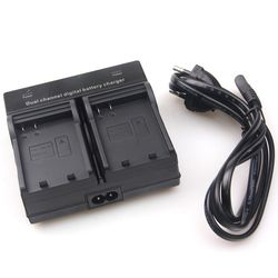 AC/DC EN-EL14 Rápido Carregador de Bateria para Nikon D5500, D3400, D3300, D5300, D5600, d5200, D3200, D3100, D5100, P7700, P7000, P7800, P7100, MH-24