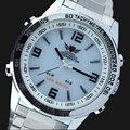 Quartz Luxury Watches LED Display Men's Sport Japan Wrist Military Watch 3ATM 24 hour dispatch 1009