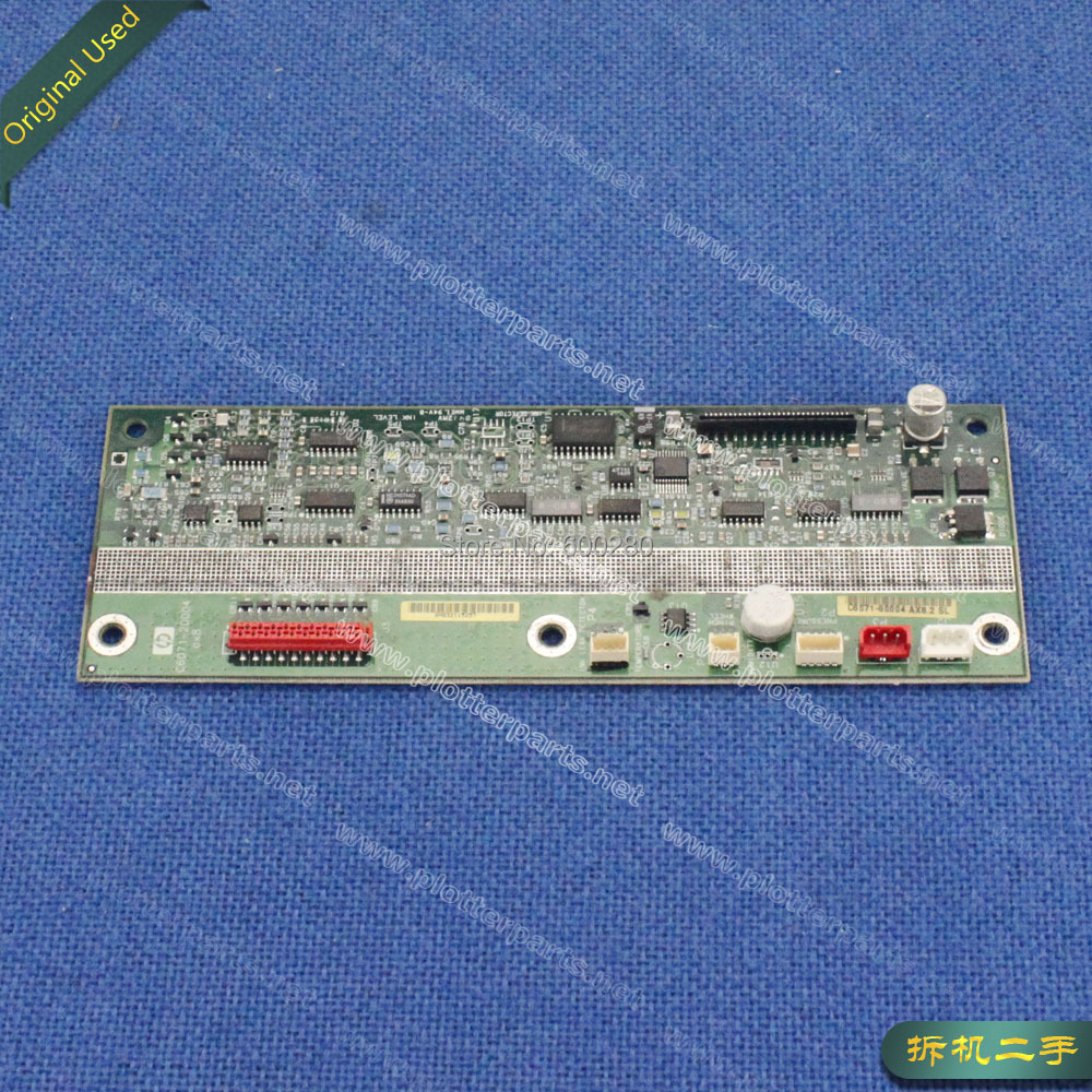 Q1251-60252 C6090-60041 HP DesignJet 5000 5100 5500 Ink supply station (ISS) PC board Original used