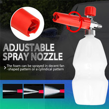 High Pressure Soap Foamer Sprayer Washer Foam for Gun Foam Lance for Adjustable 1/4inch Car Washer Pot