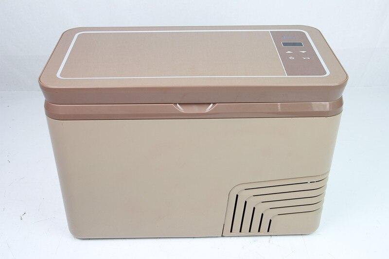 18L DC 12V/24V Car Portable Compressor Freezer Fridge