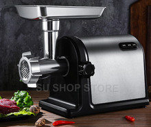 Multifunction Electric Meat Grinder 800W 220V-240V Sausage Machine Mincer Kitchen Tool tc5 tc7 electric multifunction meat mincer machine with knife blade meat grinder parts 220v 110v sausage maker stuffer filler