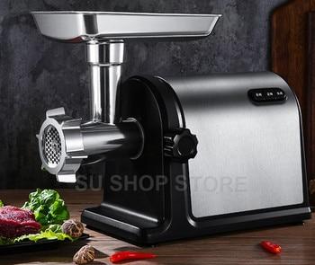 цена на Multifunction Electric Meat Grinder 800W 220V-240V Sausage Machine Mincer Kitchen Tool