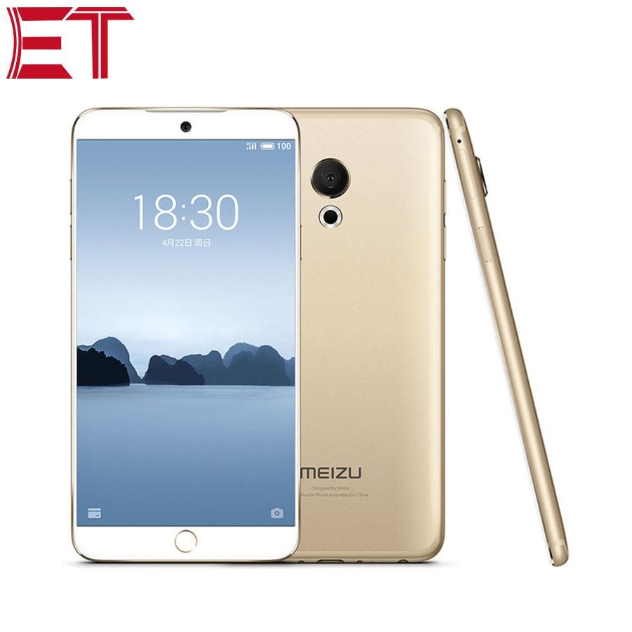 Tout nouveau téléphone portable Meizu 15 Lite téléphone portable 4 GB RAM 64 GB ROM Snapdragon 626 Octa Core reconnaissance faciale Meizu M15 Rom mondiale