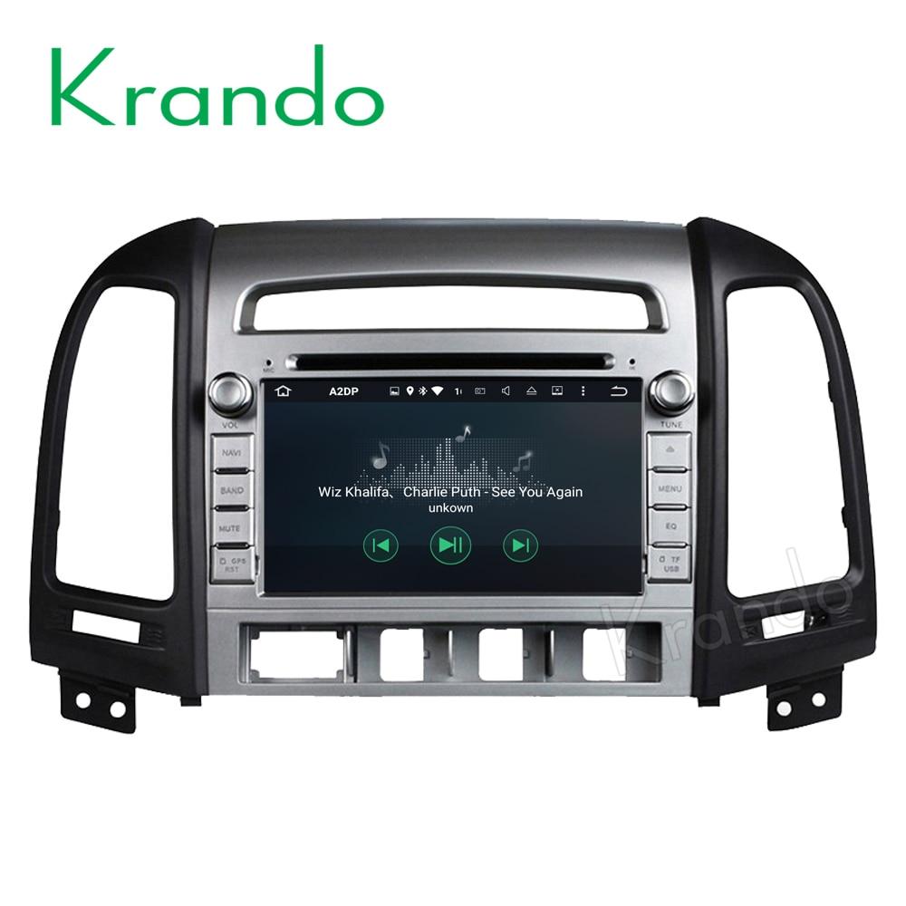 krando android 8 0 car radio gps dvd player navigation. Black Bedroom Furniture Sets. Home Design Ideas