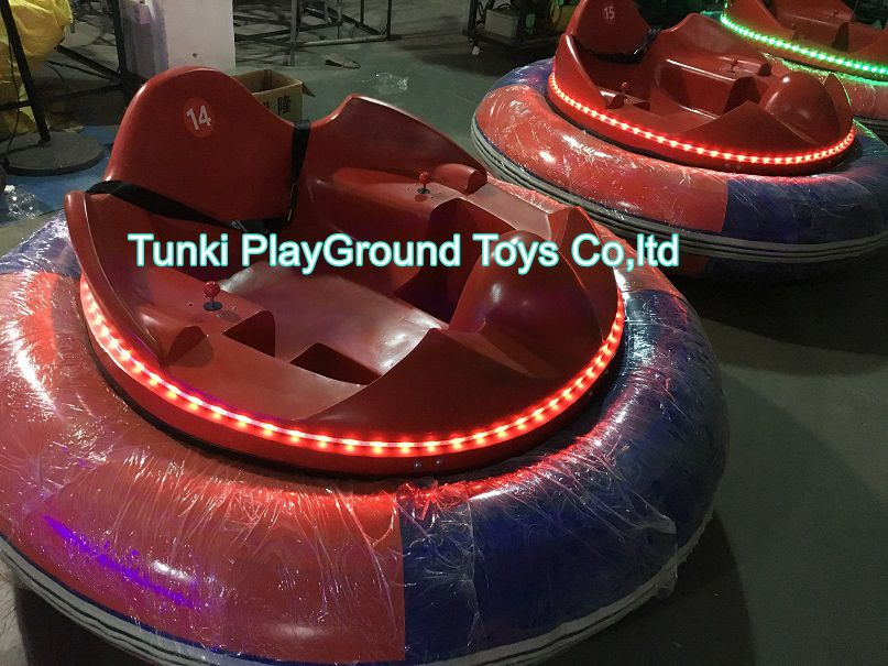 Inflatable Rides Kids And Adult Playground Inflatable Bumper Cars 2 Or Double Perons