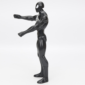 """Image 4 - 12"""" 30CM Black Suit hero Action Figure Toy Collectible Model Toy"""