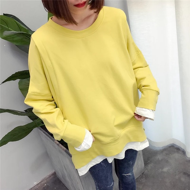 Oversize Mom Autumn Winter Maternity clothes maternity Breastfeeding Tops nursing clothes for pregnant women Maternity Hoodie