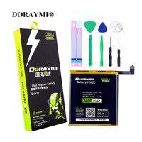 DORAYMI 3400mAh BA02 Ersatz Batterie für Meizu M3E Meilan E A680Q Handy Batterien Lithium-Polymer Bateria + Werkzeuge