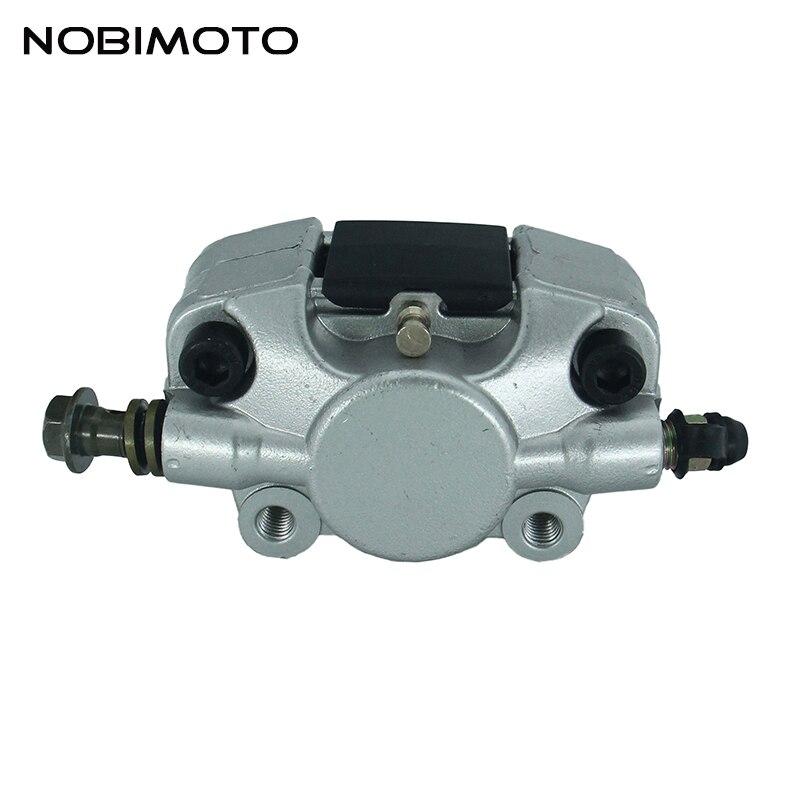New Hinten Disc Bremssattel System Pad Hinten Hydraulische Bremssattel pumpe Fit für 150cc 250cc Bull Quad Dirt Bike ATV DS-143