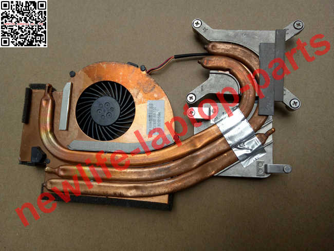 NEW ORIGINAL for laptop W510 Heatsink CPU Cooler Cooling Fan Cooler System 60Y5493 60Y5494 test good free shipping