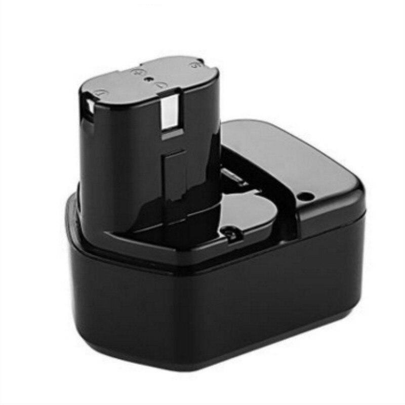 12V 3000mAh Ni Mh Cordless Power tool Battery for Hitachi EB1214S, EB1220HL EB1222HL EB1226HL EB1230HL EB1230R EB1230X