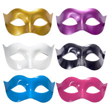 10pcs/lot Wholesale Venice Party Eye Mask Halloween Masquerade Beautiful Painted Makeup Ball Half Face Fox