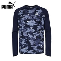 Original New Arrival 2018 PUMA Archive Graphic Raglan LS Men S T Shirts Long Sleeve Sportswear