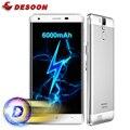 "Original 5.5"" FHD Oukitel K6000 pro MT6753 Octa Core Android 6.0 3GB RAM 32GB ROM 4G Smartphone 13.0MP 6000mAh GPS Glonass"