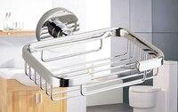 Top High Quality Brass Material Bathroom Soap Basket Soap Dish Bath Shower Shelf Soap Holder Bathroom