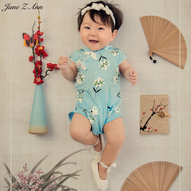 Jane Z Ann Baby Photography Props Theme Background Costume Clothes Baby Golden year photo Accessories Studio Shooting Photo Prop 3 5m vinyl custom photography backdrops prop nature theme studio background j 066