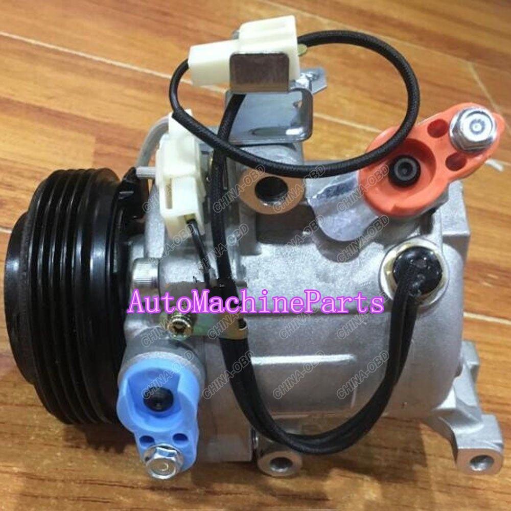 New SV07C AC Compressor 88320-B4010 88320B4010 for Toyota Passo Daihatsu Terios sc06e auto ac compressor for car toyota daihatsu terios 4 grooves 447220 6910
