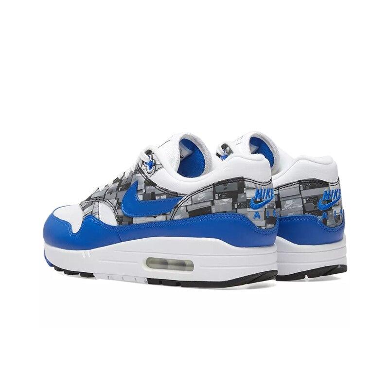 Si evaluar jurar  Nike Air Max 1 Print Men's Casual Athletic Shoes Sizes 10.5 11 12 AQ0927-100
