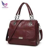 2017 Women Bag Fashion Luxury Handbags Women Famous Designer Brand Shoulder Bags Women Leather Handbags Women