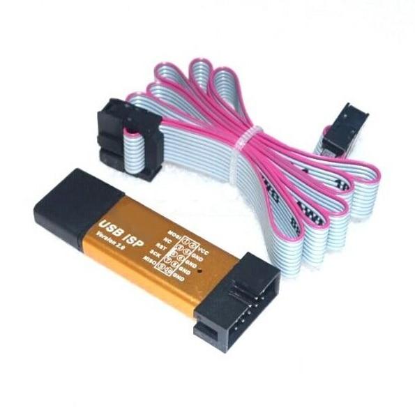 USB ISP USBasp USBisp программист 51 AVR скачать поддержка Win 7