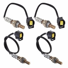 4pcs O2 Oxygen Sensor Up+Downstream For 2005 2006 Dodge Ram 1500 5.7L for Jeep Commander Grand Cherokee Liberty