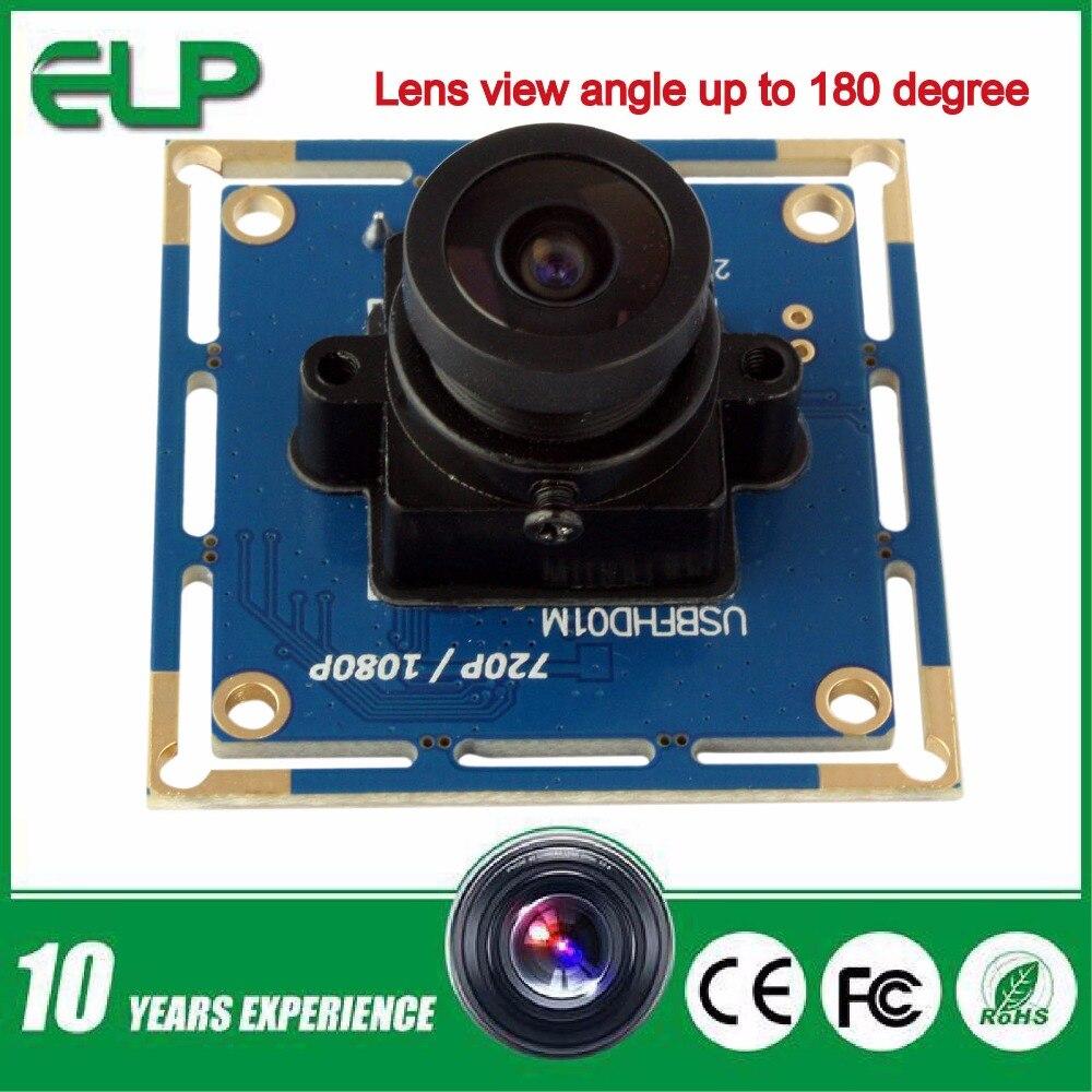 1/2. 7 CMOS Capteur OV2710 grand angle 2.1mm haute vitesse usb caméra 120fps pour android