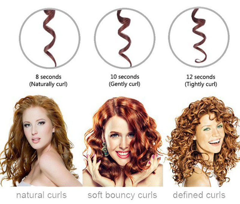 Advanced Automatic Curler 6