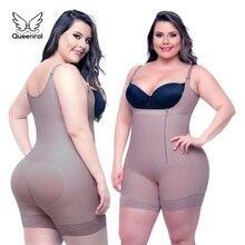 Shapewear Firm Control Waist Trainer Body Shaper Full Body Tummy Shaper Lace Slimming Underwear Korsett for Women Butt Bodysuits