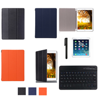 6 In 1 For Apple IPad Pro 12 9 Tablet Leather Protective Case Removable Wireless Bluetooth
