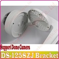 Construção de plásticos de parede suporte de montagem cctv câmera acessórios para 21xx 31xx series câmera dome cctv ds-1258zj bracket, Prom-