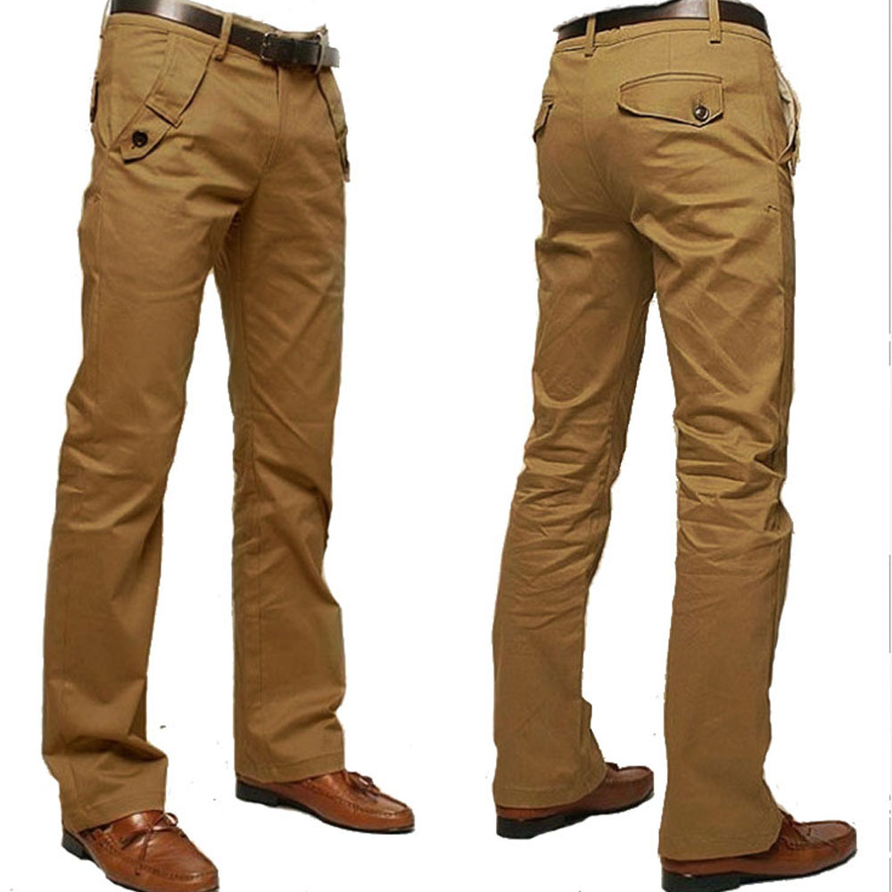 Khaki Brown Pants | Gpant