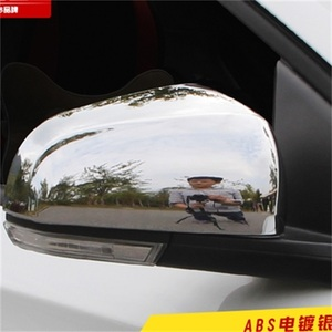 Image 5 - ABAIWAI For Chevrolet Chevy Cruze 2017 ABS Chromed Side Door Rearview Mirror Cover Trims Car Accessories 2Pcs