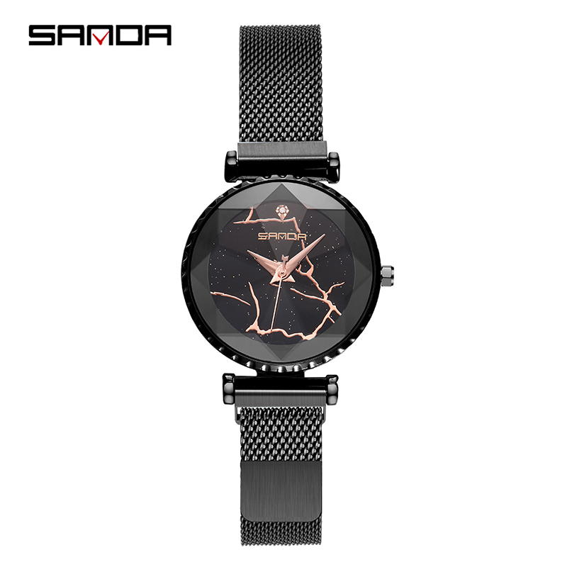 bayan saat zegarki damskie rosefield montre femme 2018 luxe women watches watch reloj mujer watch women wrist watches for women punk jewelry rome scale women watches quartz watch luxury brand genuine leather band bangle montre skull cat zegarki damskie