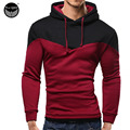 2017 Hoodies Men Sudaderas Hombre Hip Hop Mens Brand Hooded Slim Mixed Colors Hoodie Sweatshirt   Suit Slim Fit Men Hoody