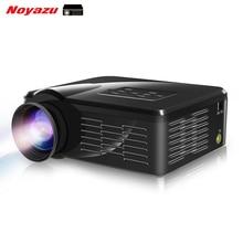 Noyazu 1000Lumens home cinema HD TV Projector HDMI LCD LED Game PC Digital Mini Projectors support 1080P Proyector 3D Beamer