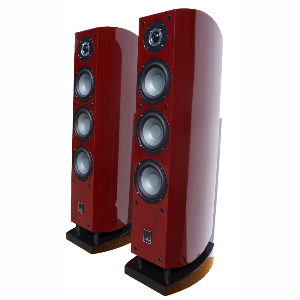 Mistral BOW-A3 100W x 2 Hifi Speaker Lantai Menara - Audio dan video portabel - Foto 1