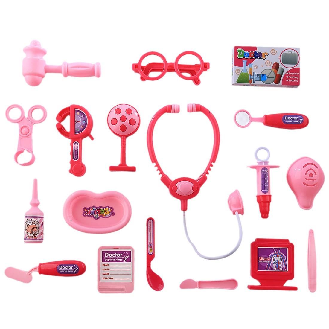 20 Pcs/Set Oval Shape Doctor Kit Storage Box Medical ...